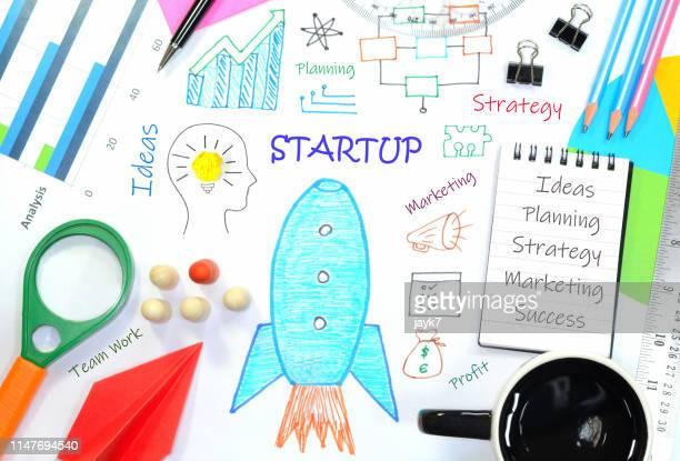 startup ideas - ejecución pública fotografías e imágenes de stock