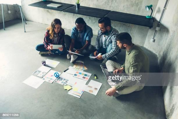 Start-up-Sitzungen