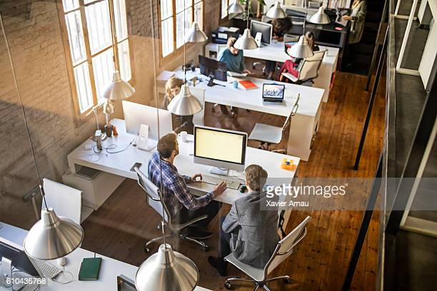 startup office - new business stock pictures, royalty-free photos & images