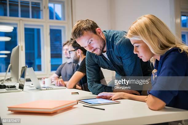 Start-up Team