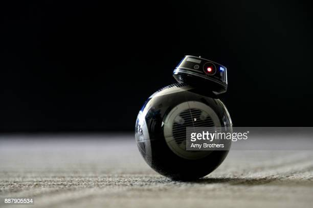 StarWars' BB9E connected toy robot created by Sphere Photographed at the Sphero campus in Boulder Colorado on December 1 2017 Sphero specializes in...