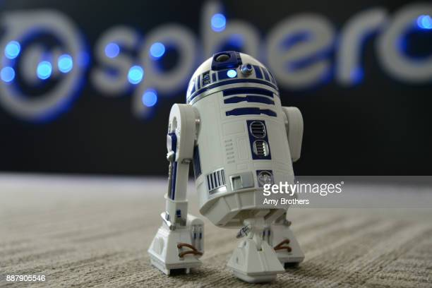StarWars' R2D2 connected toy robot created by Sphere Photographed at the Sphero campus in Boulder Colorado on December 1 2017 Sphero specializes in...