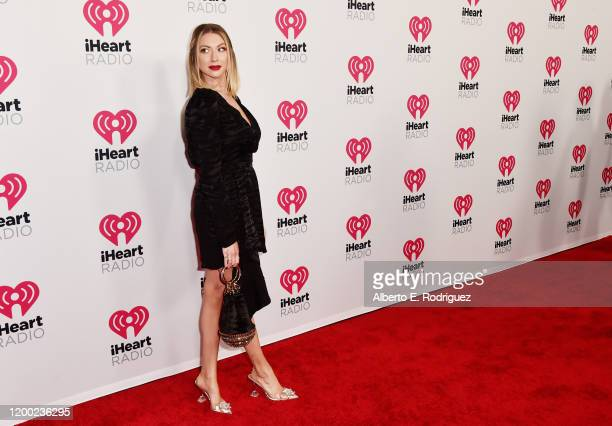 Stassi Schroeder attends the 2020 iHeartRadio Podcast Awards at the iHeartRadio Theater on January 17 2020 in Burbank California