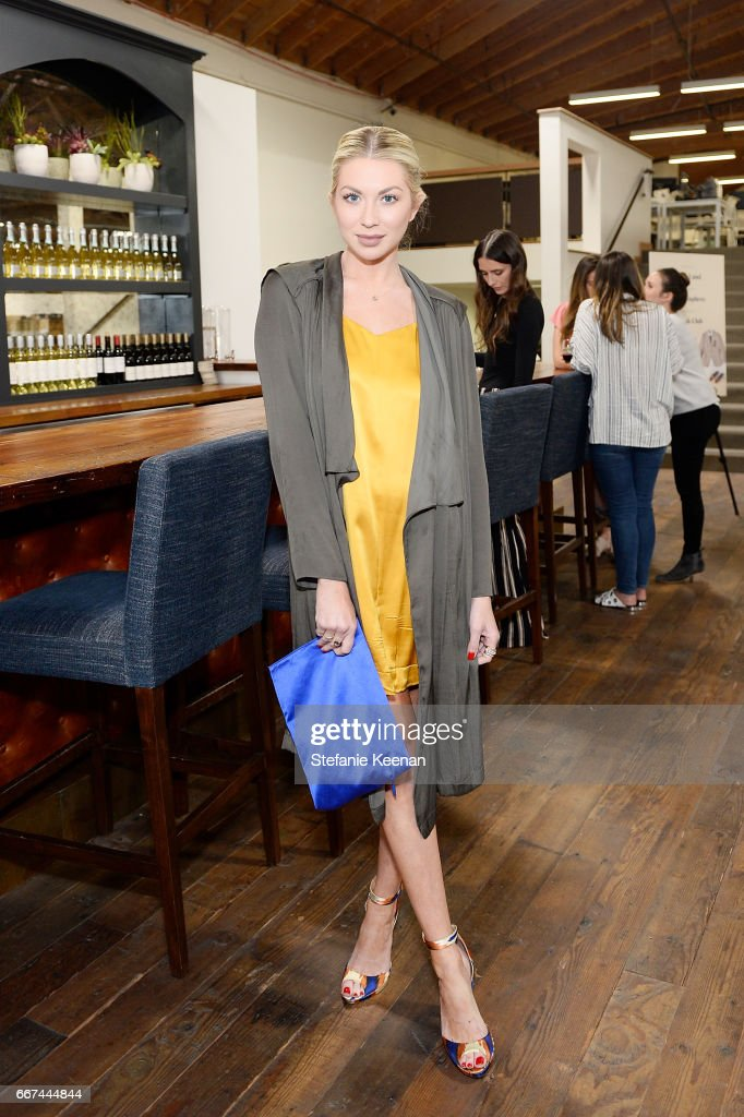 Stassi Schroeder of Just Stassi attends Trunk Club and Mary Zophres Unveil La La Land Inspired Looks on April 11, 2017 in Culver City, California.