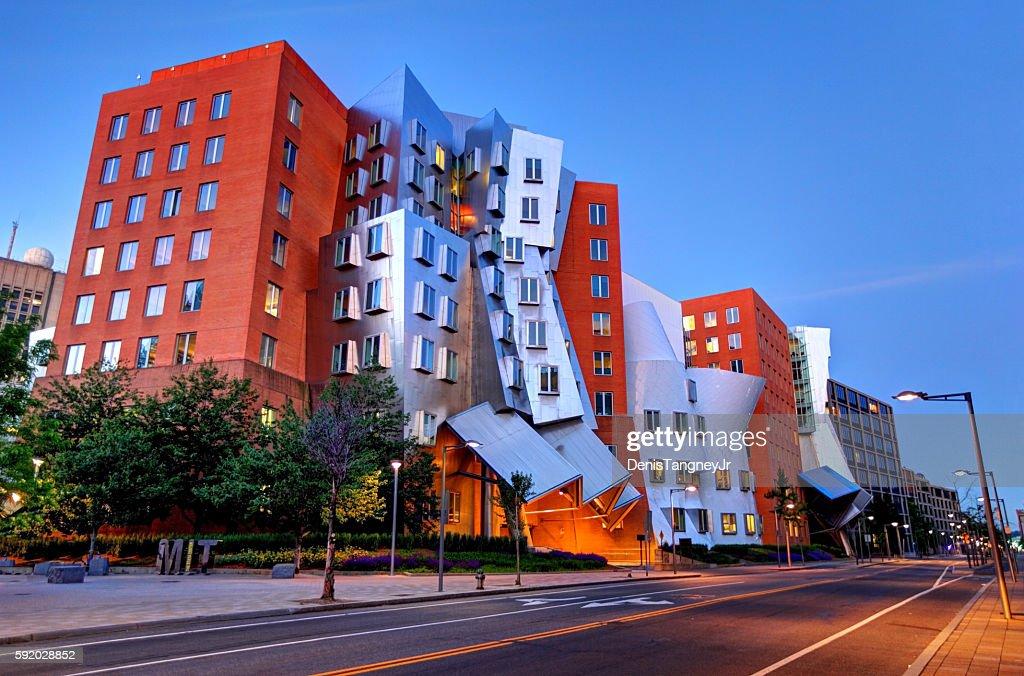 Stata Center MIT : Stock Photo