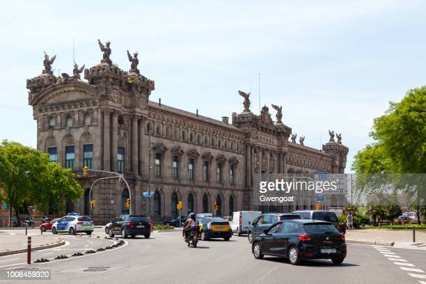 state agency for tax administration in barcelona - gwengoat stock pictures, royalty-free photos & images