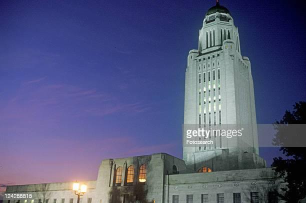 State Capitol of Nebraska, Lincoln