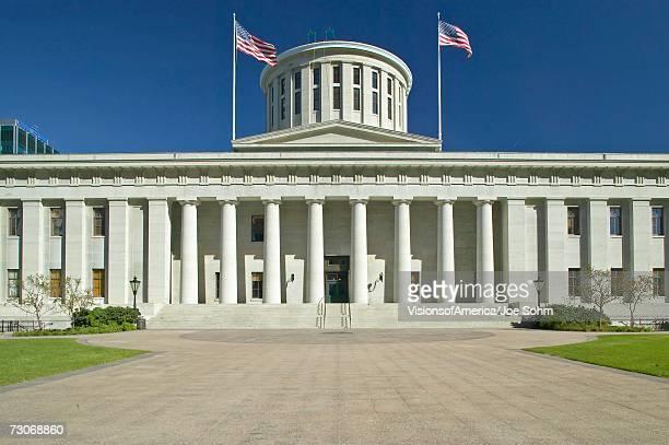'State Capitol of Ohio, Columbus'