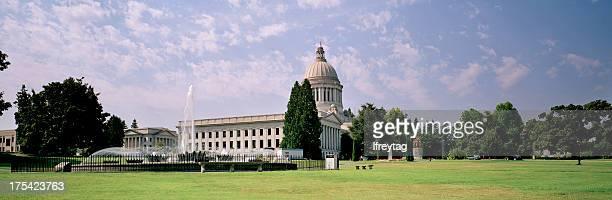state capitol, olympia, washington, usa - kapitell stock-fotos und bilder