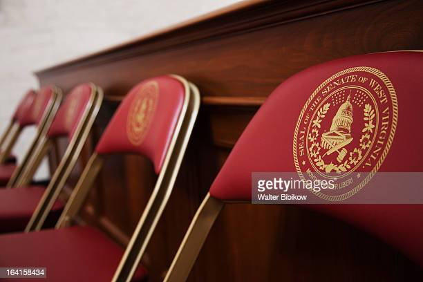 state capitol, state senate legislative chamber - united states senate stock pictures, royalty-free photos & images