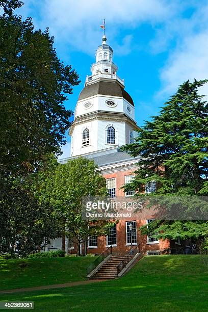 State House Capitol Building, Annapolis