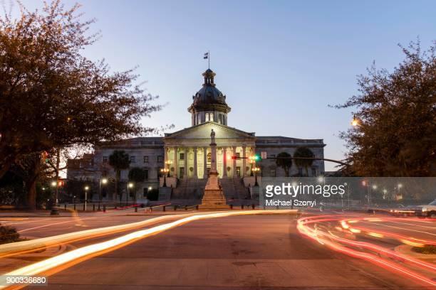 State House, Columbia, South Carolina, USA