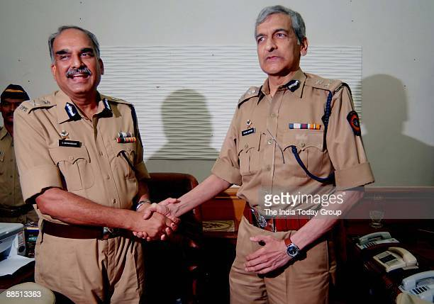 State intelligence chief D. Sivanandhan who is also the newly-appointed director general and managing director of the Police Housing Corporation...