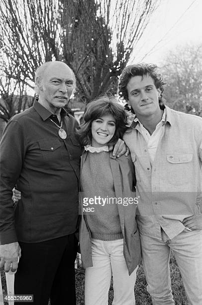 THE MASTER State of the Union Episode 3 Pictured Lee Van Cleef as John Peter McAllister Crystal Bernard as Carrie Brown Timothy Van Patten as Max...