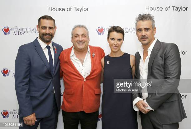 PA State Representative and CoHost Brian Sims Shulman Family Foundation and CoHost Michael Schulman ETAF Ambassador and Elizabeth Taylor's...