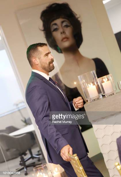 State Representative and CoHost Brian Sims speaks during the House of Taylor dinner benefitting The Elizabeth Taylor AIDS Foundation at House of...