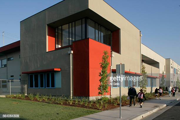 State Street New Elementary School is one of six LAUSD schools that is being reviewed architecturally for the Sunday Calendar North Hollywood's focus...