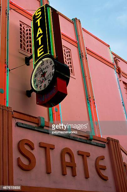 state theater - plant city stock pictures, royalty-free photos & images