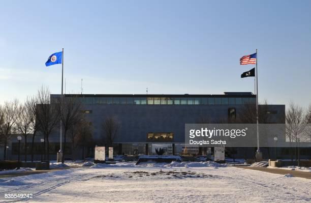 State Veterans Building, Saint Paul, Minnesota, USA