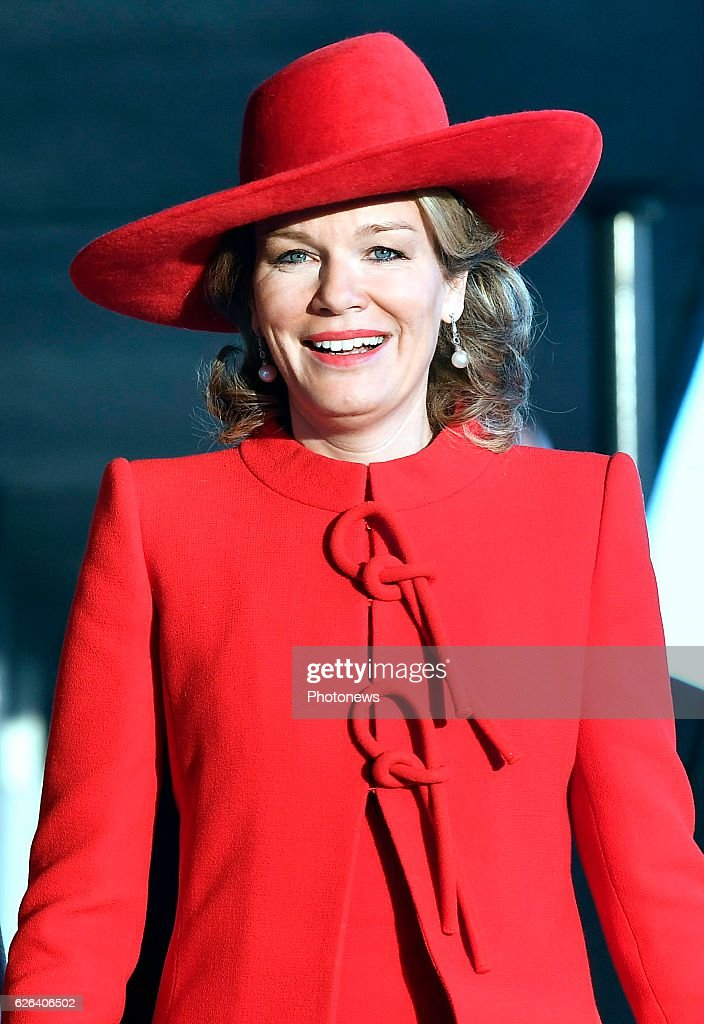 State visit of King Philippe and Queen Mathilde to the Netherlands / 29.11 : News Photo