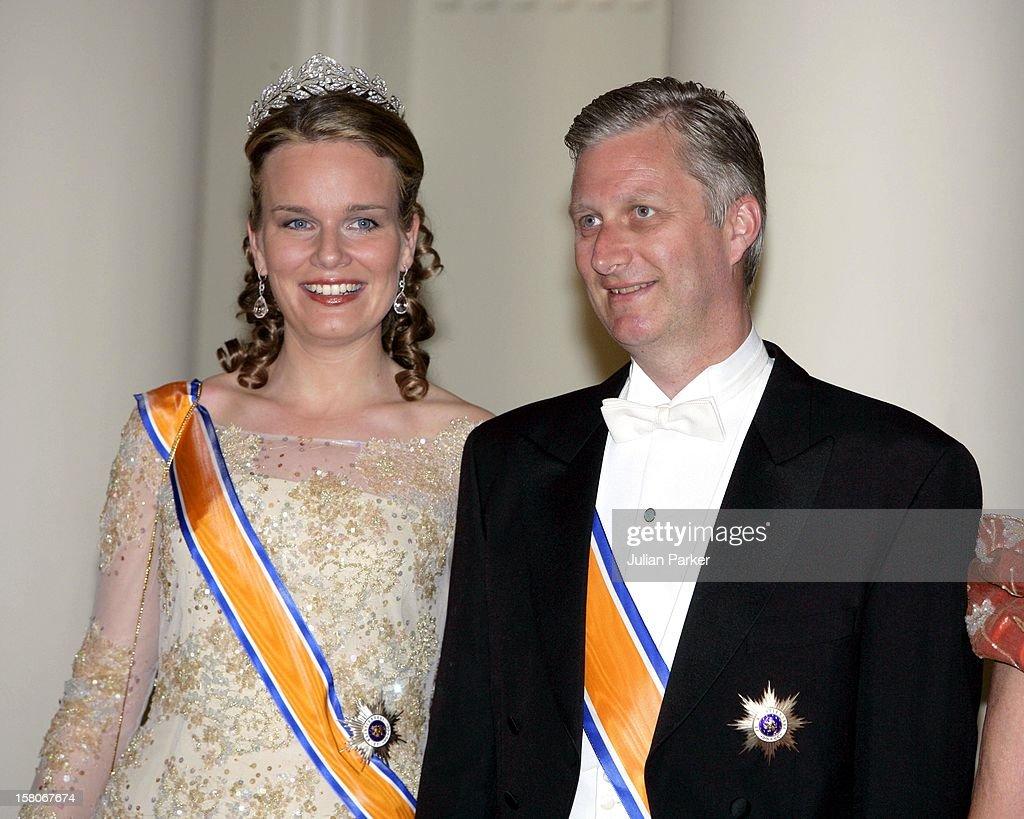Dutch Royal State Visit To Belgium : News Photo