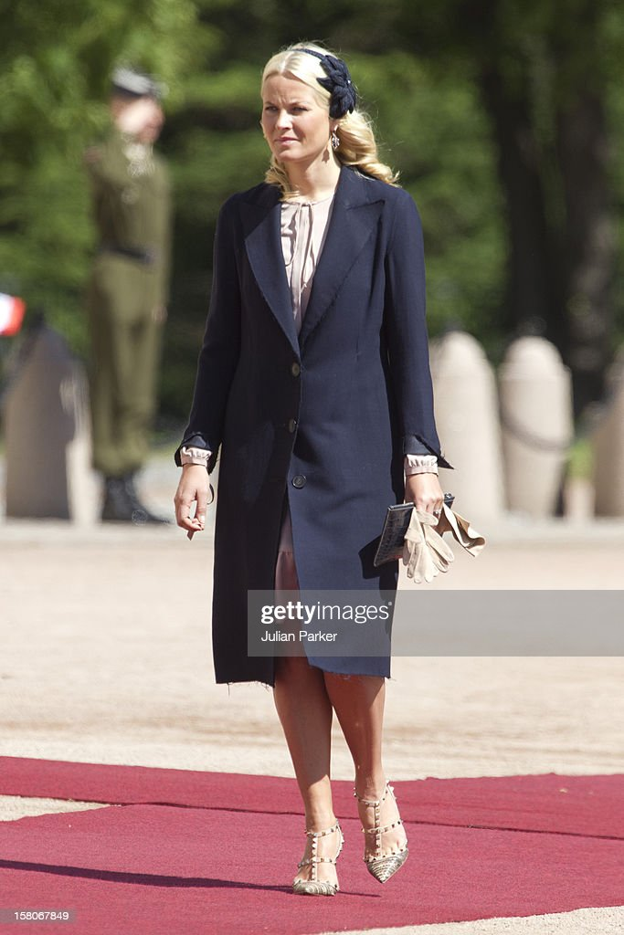 Luxembourg State Visit To Norway : News Photo