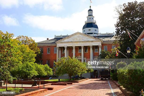 Statehouse, Annapolis