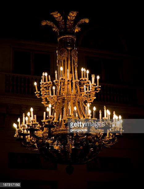 Chandelier majestuosos
