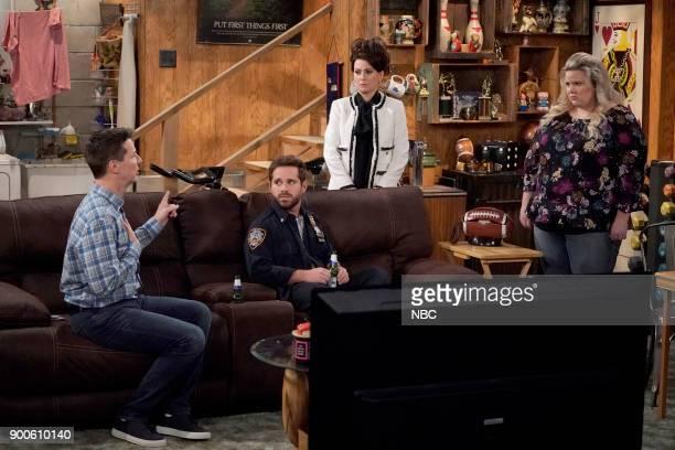 WILL GRACE 'Staten Island Ferry' Episode 112 Pictured Sean Hayes as Jack McFarland Ryan Pinkston as Drew Megan Mulally as Karen Walker Mackenzie...
