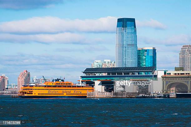 staten island ferry, new york city, usa - staten island ferry stock pictures, royalty-free photos & images