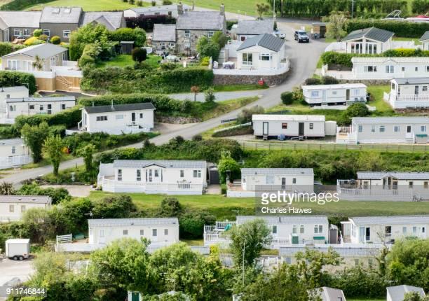 Static Holiday Homes near Abersoch:Wales Coast Path on the Lleyn peninsula