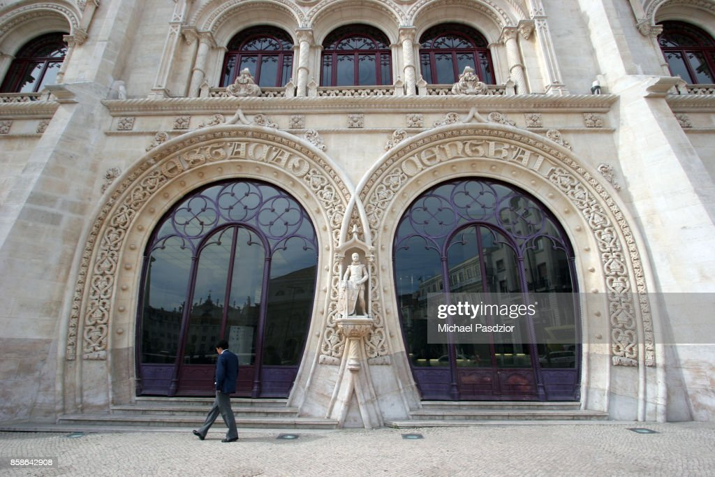 Station at Rossio : Stock-Foto