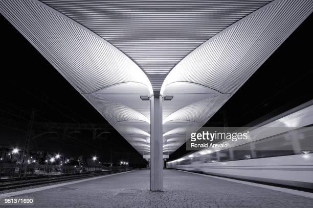 station - la garena. - alcala de henares. - alcala de henares stock pictures, royalty-free photos & images