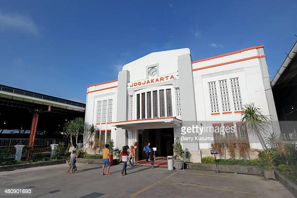 Station Tugu Yogyakarta