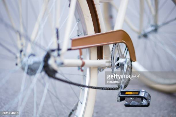stationary bicycle - pedal stock pictures, royalty-free photos & images