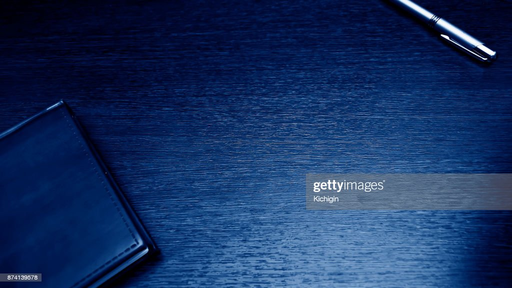 Cool stationery items home Desk Stationery Items Lying On The Desktop Place To Work At Home Of Stock Getty Images Stationery Items Lying On The Desktop Place To Work At Home Of Stock