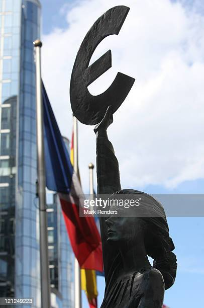 German Currency Symbol Stock Photos And Pictures Getty Images