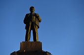 samara russia statue is seen samara