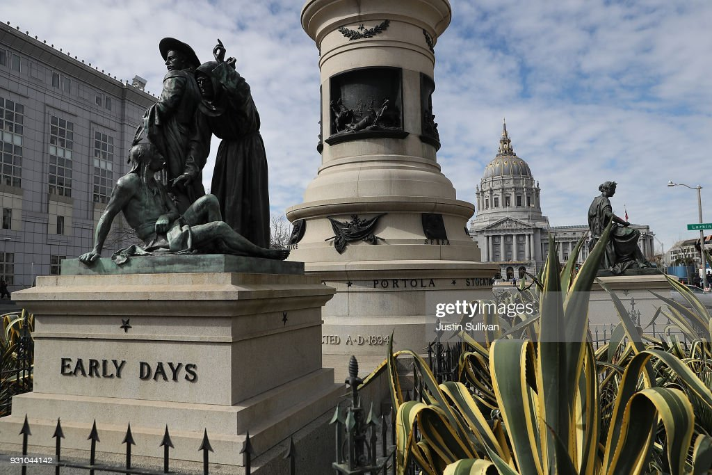 City Of San Francisco Takes Down Controversial Native American Statue