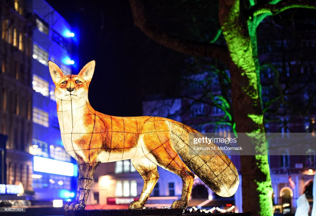 The Launch of Lumiere London