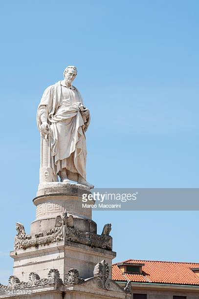 Statue of Alessandro Volta