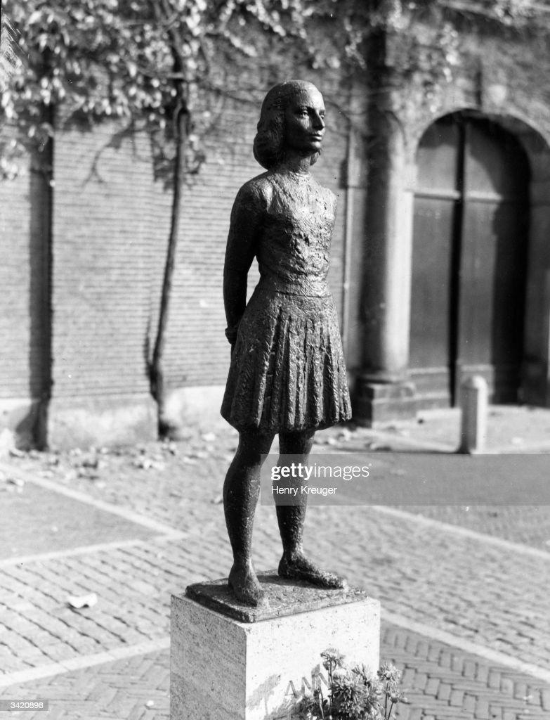Anne Frank : News Photo