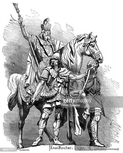 Statue of Charlemagne King of the Franks and Holy Roman Emperor 18821884 King of the Franks from 768 Charlemagne was crowned Emperor of the Romans in...
