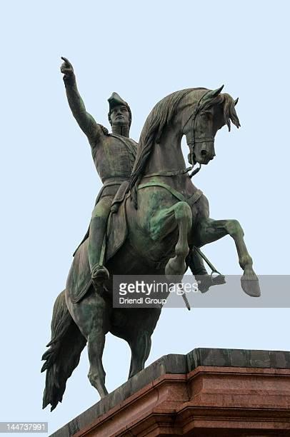 Statue of General Jose de San Martan