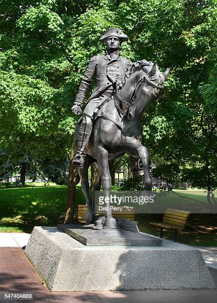 Statue of General 'Mad' Anthony Wayne