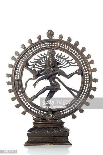 Statue du dieu hindou Shiva Nataraja indien