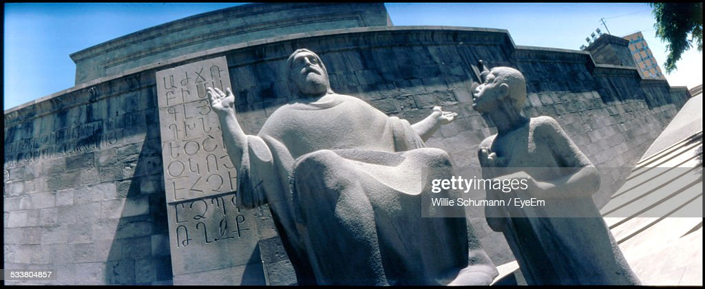 Statue Of Jesus Christ With Arms Outstretched : Foto stock