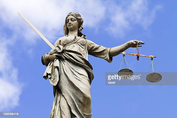 Waage der Gerechtigkeit