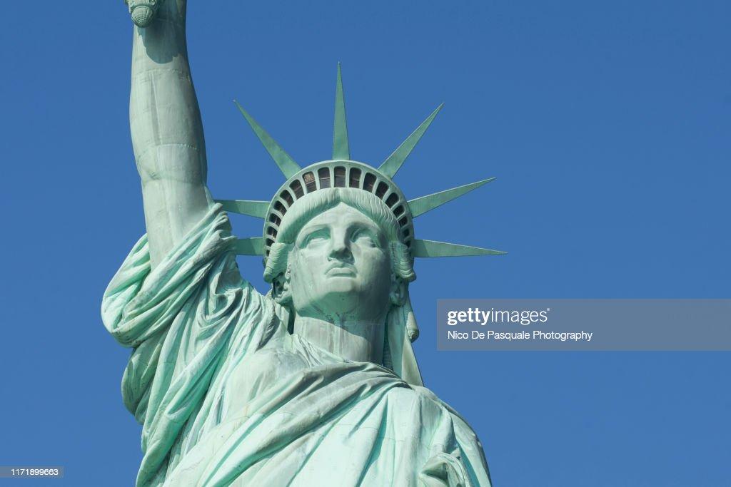 Statue of Liberty : Stock Photo