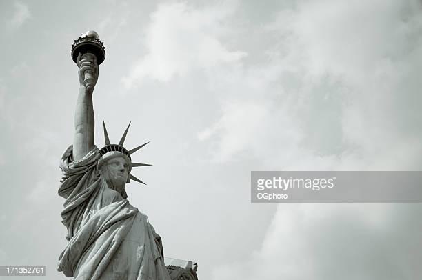 estátua da liberdade - ogphoto - fotografias e filmes do acervo